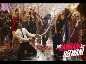 Yeh Jawani Hai Diwani movie poster